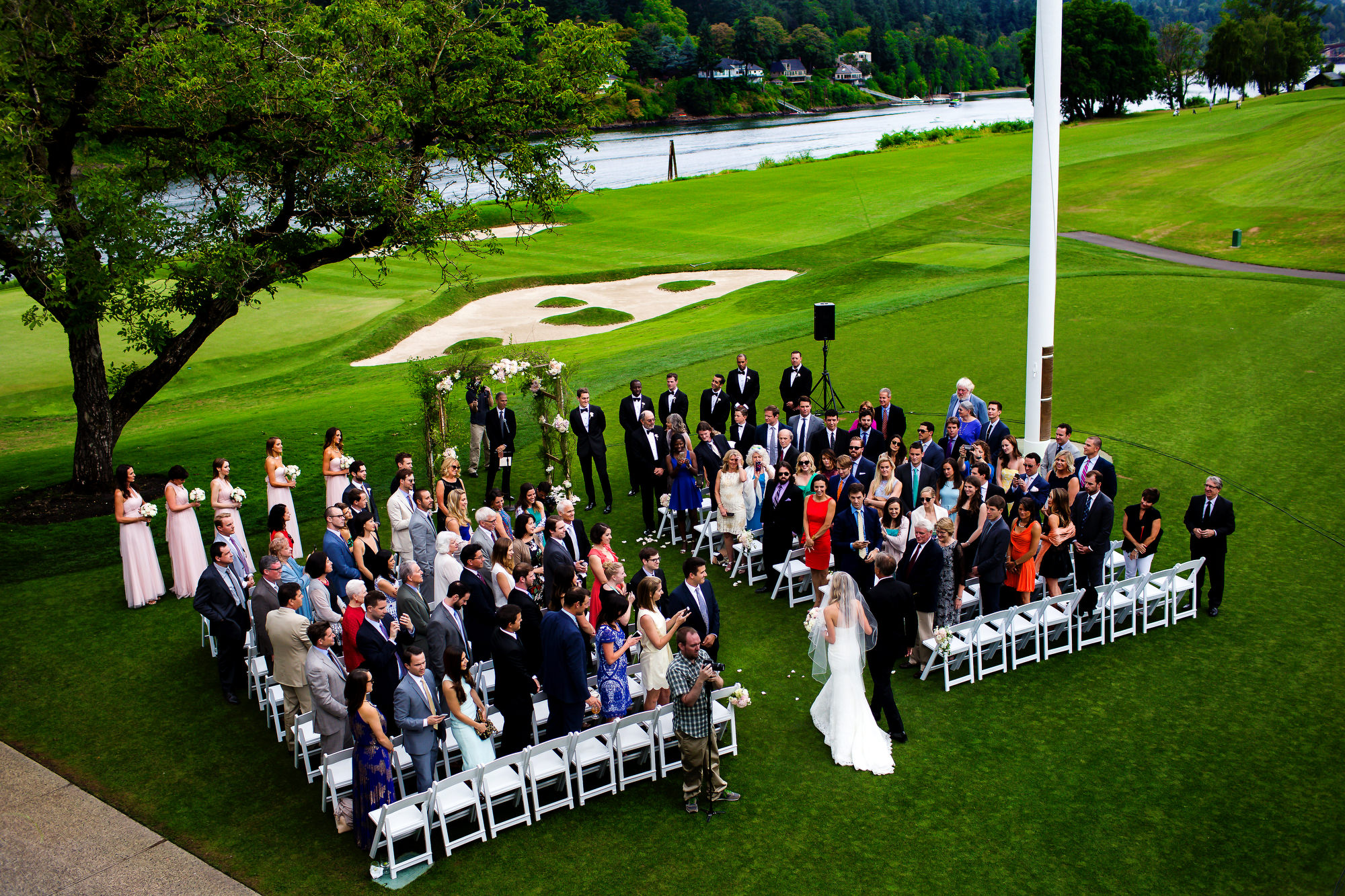 Waverley Country Club Wedding Nines Hotel