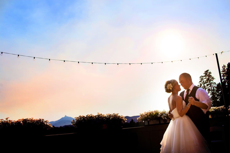 Black Butte Ranch Resort Wedding in Sisters, Oregon. (13)