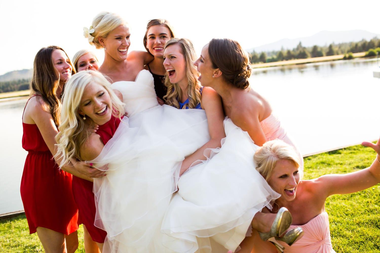Black Butte Ranch Resort Wedding in Sisters, Oregon. (12)
