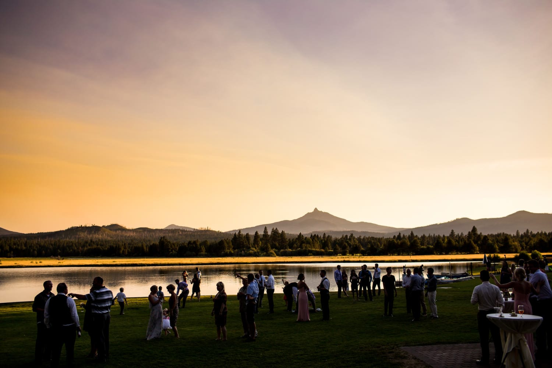 Black Butte Ranch Resort Wedding in Sisters, Oregon. (7)