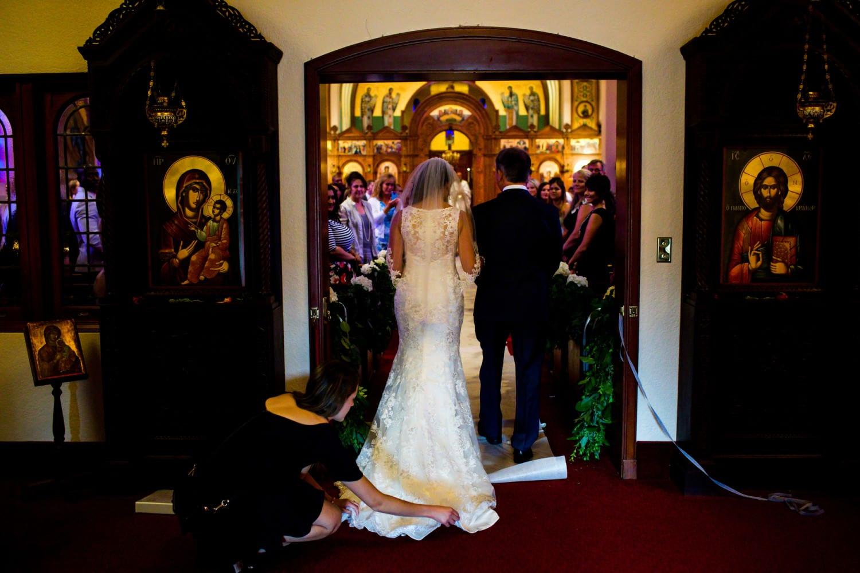 Greek Wedding Left Bank Annex, Portland, Oregon (20)