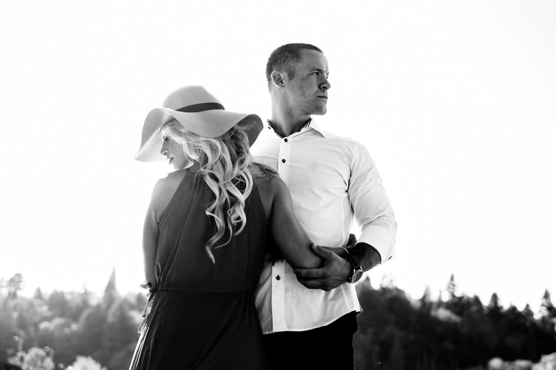 Sellwood Park Engagement Portraits (4)