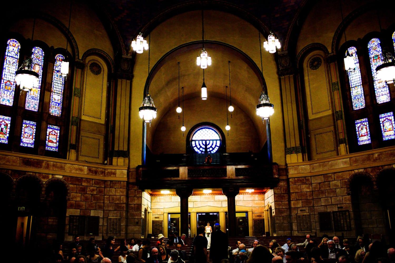 Congregation Beth Israel Portland Oregon Hotel Deluxe wedding01 (21)