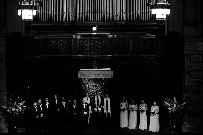 Congregation Beth Israel Portland Oregon Hotel Deluxe wedding01 (19)