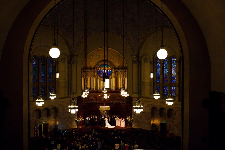 Congregation Beth Israel Portland Oregon Hotel Deluxe wedding01 (17)