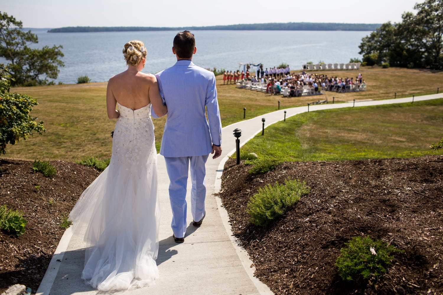 French's Point, Maine, Wedding (36)