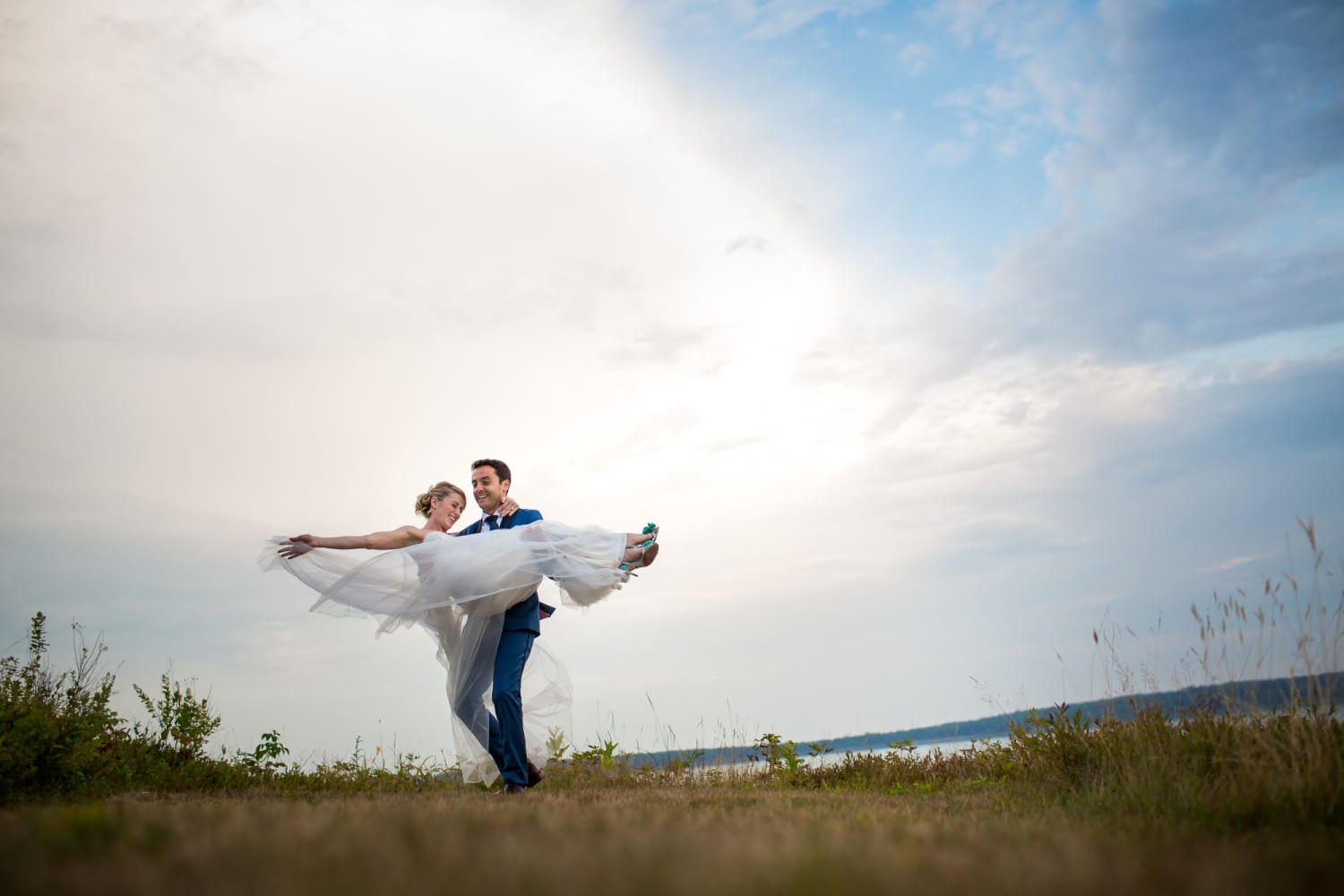 French's Point, Maine, Wedding (22)