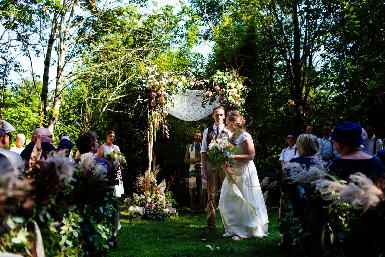 Tipi Village Retreat Wedding (33)