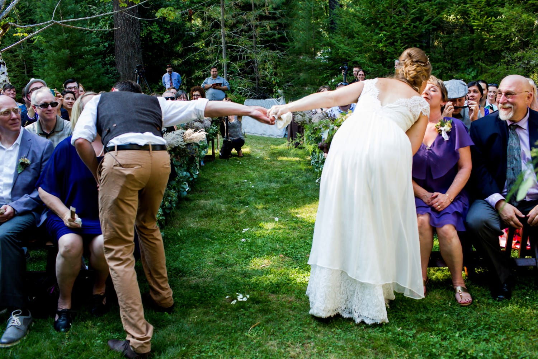 Tipi Village Retreat Wedding (26)