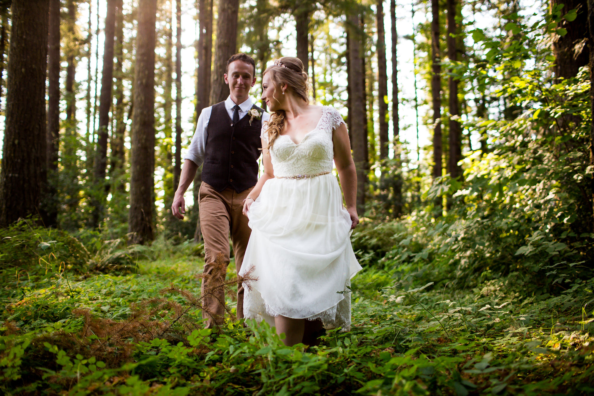 Tipi Village Retreat Wedding (24)