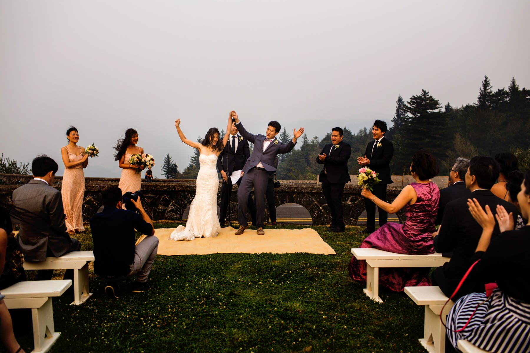 Clark Lewis Portland Wedding (21)
