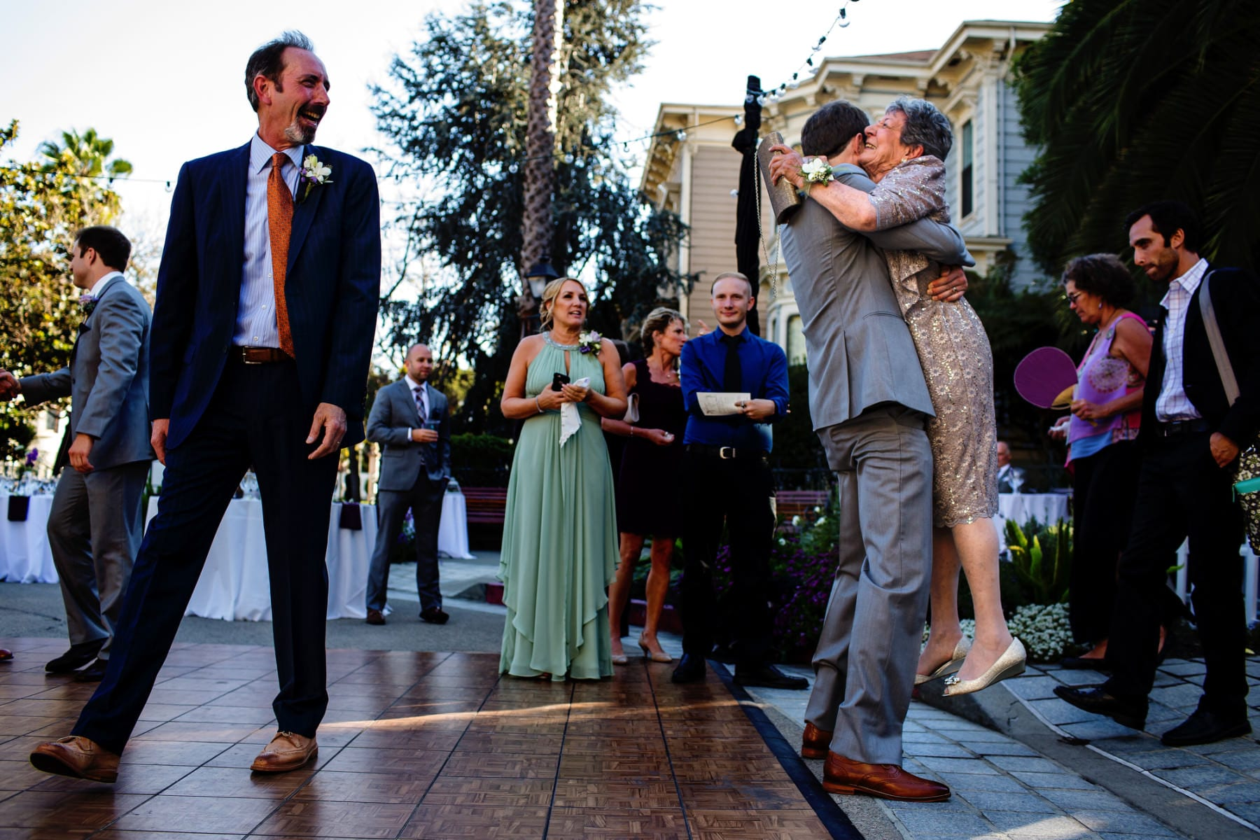 Preservation Park Wedding, Oakland, CA (25)