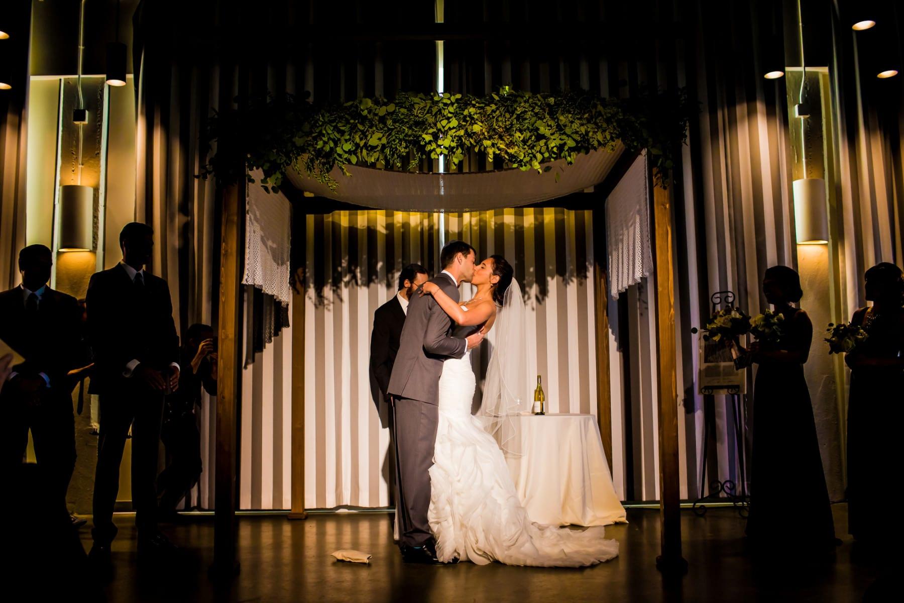 Exchange Ballroom Wedding Portland, Oregon. (36)