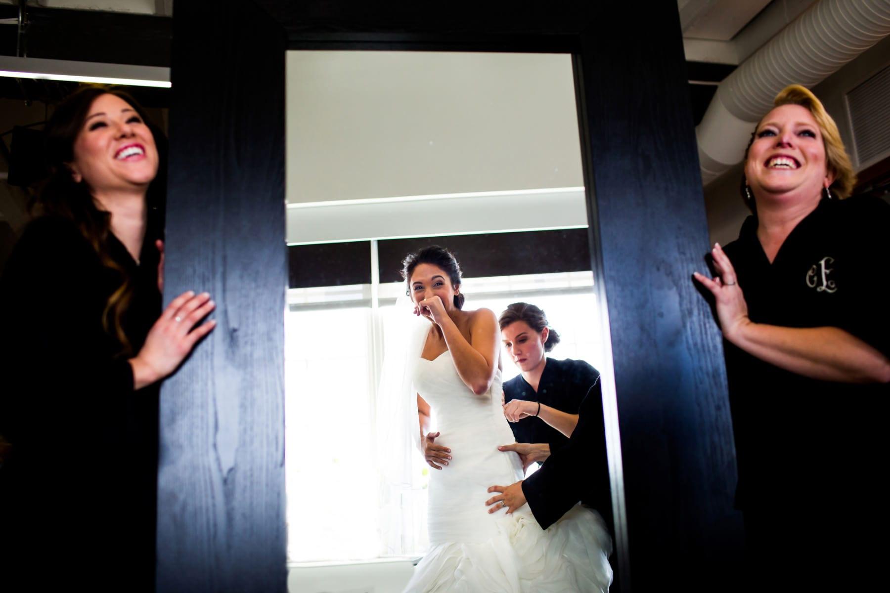 Exchange Ballroom Wedding Portland, Oregon. (30)