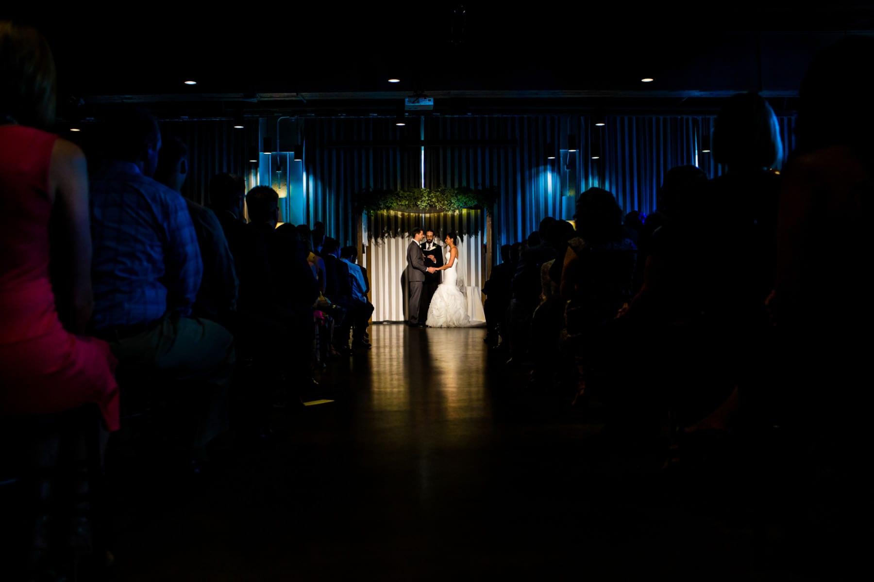 Exchange Ballroom Wedding Portland, Oregon. (22)