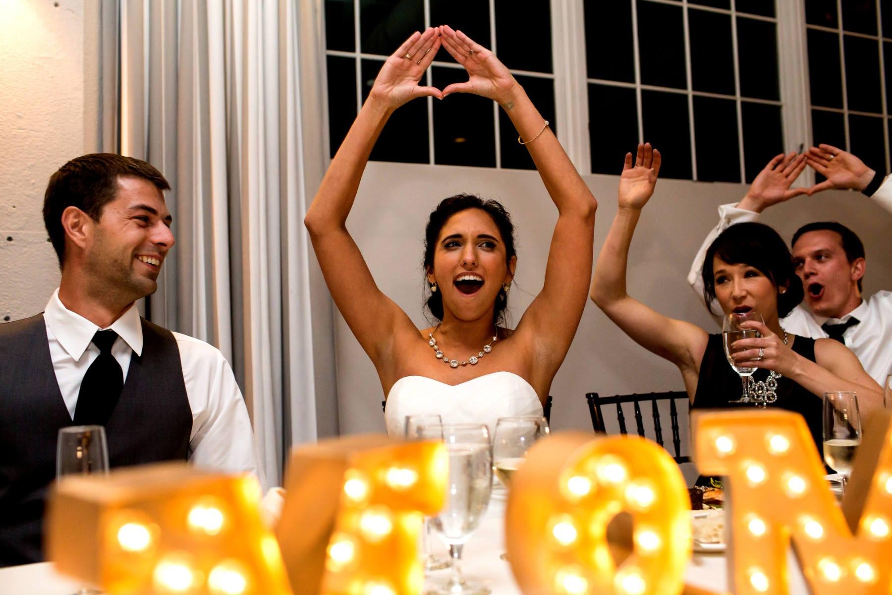 Exchange Ballroom Wedding Portland, Oregon. (15)