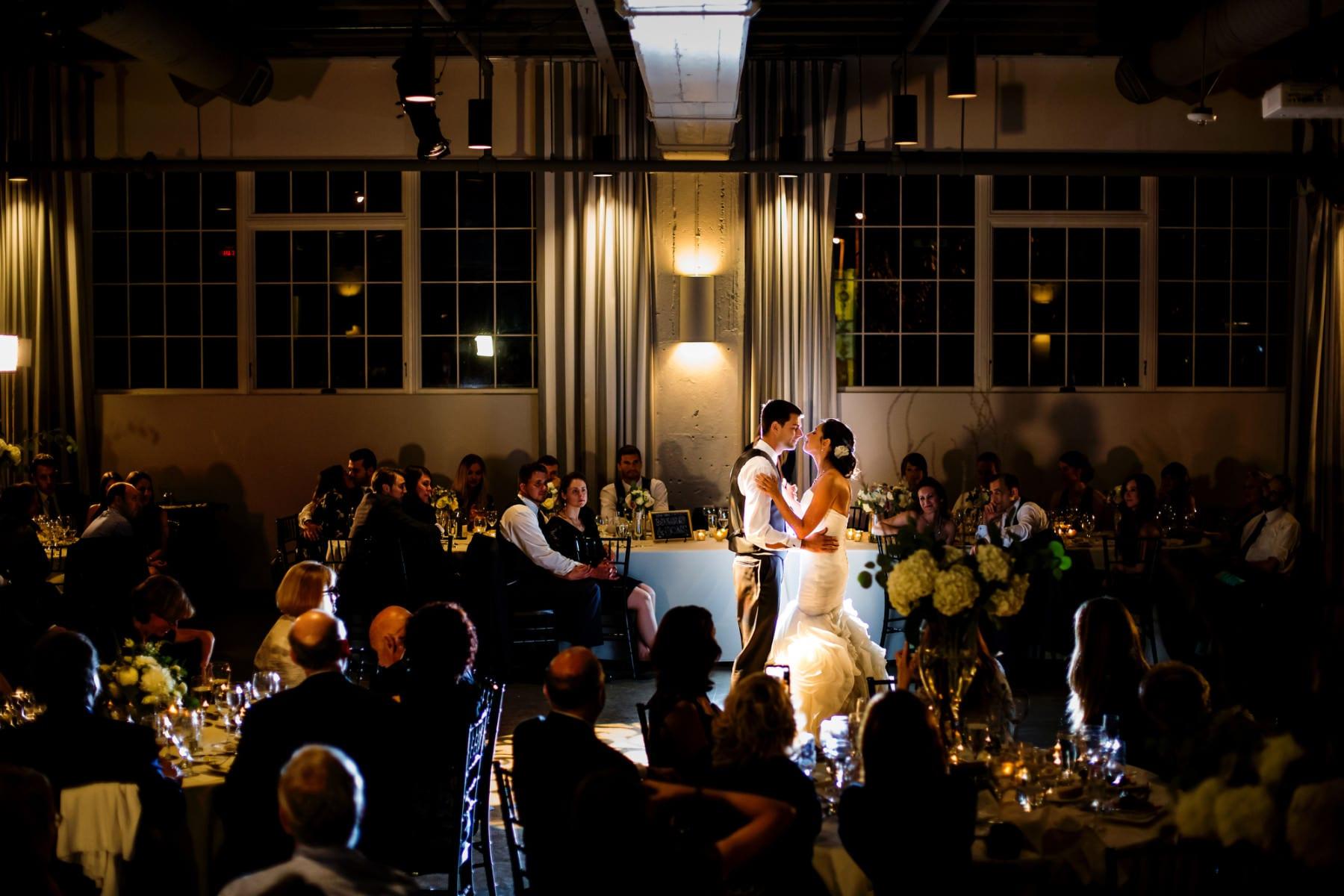 Exchange Ballroom Wedding Portland, Oregon. (13)