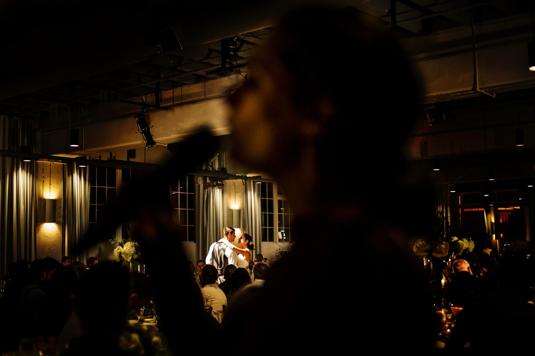 Exchange Ballroom Wedding Portland, Oregon. (12)