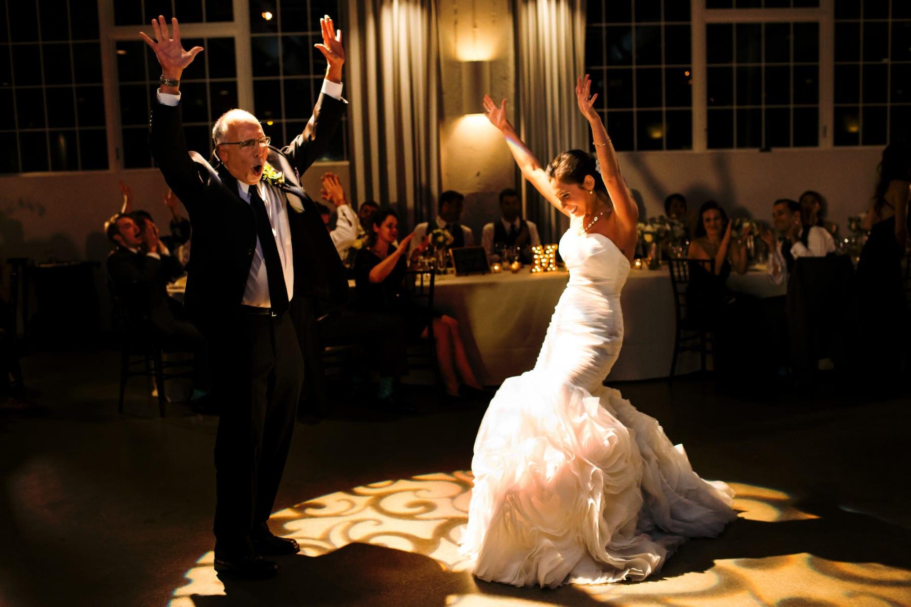 Exchange Ballroom Wedding Portland, Oregon. (9)