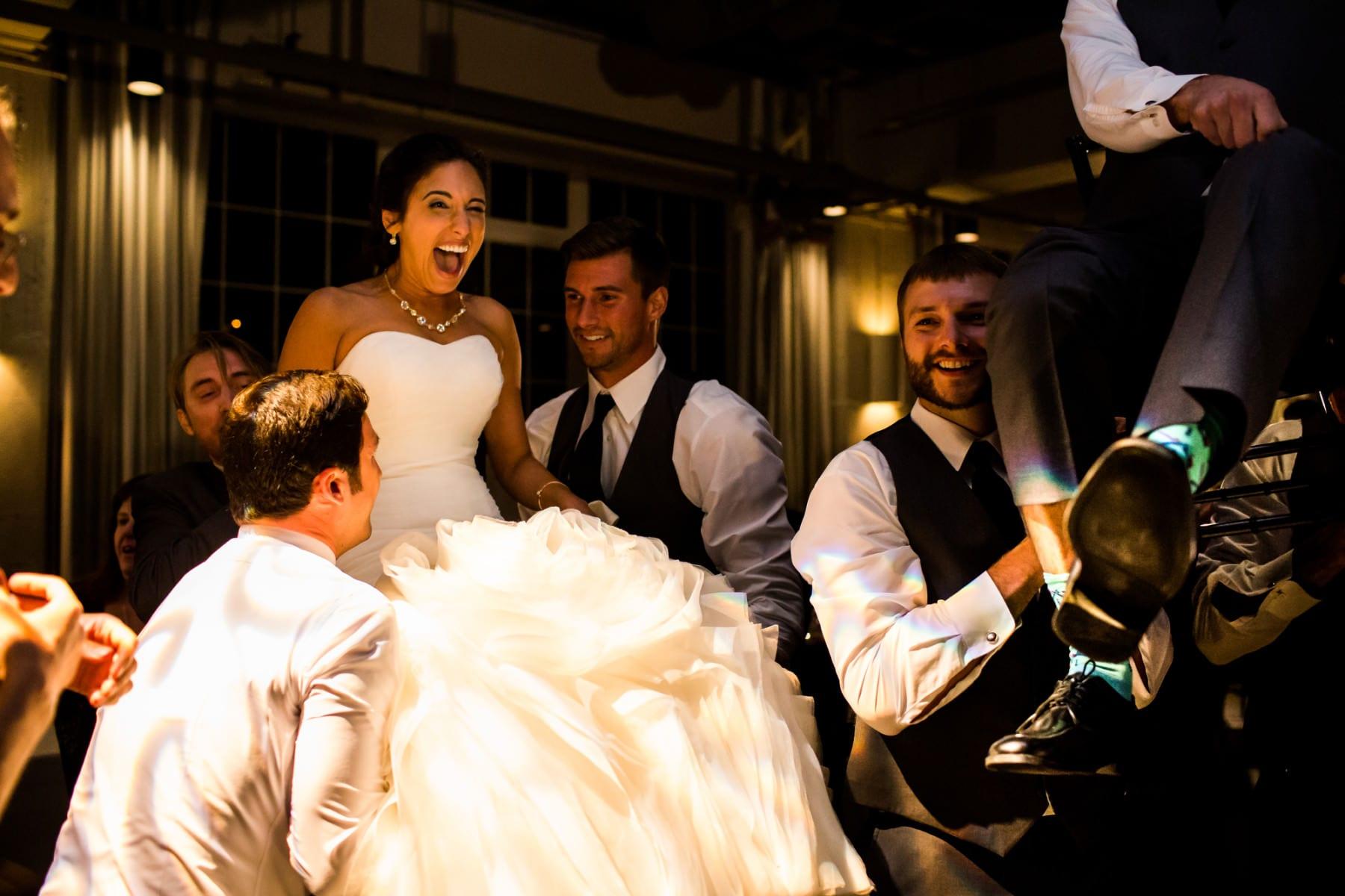 Exchange Ballroom Wedding Portland, Oregon. (8)