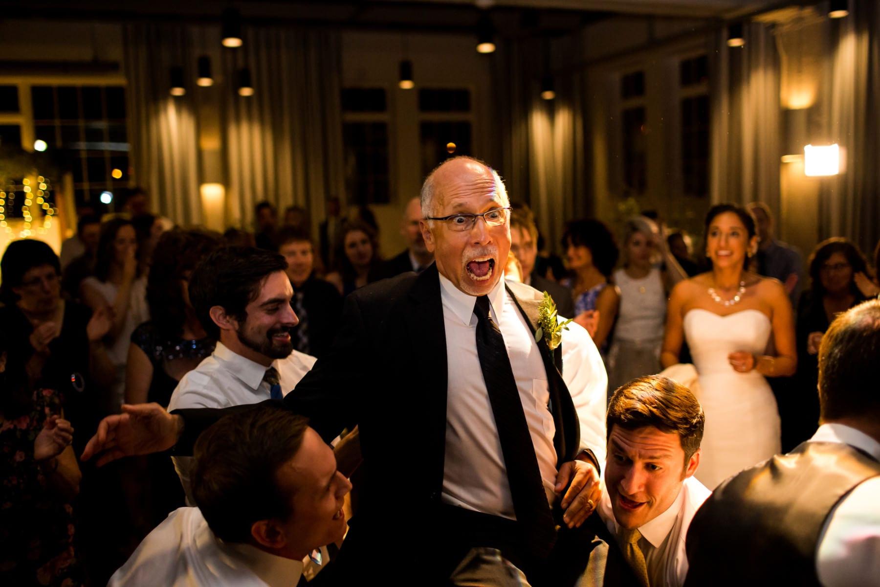 Exchange Ballroom Wedding Portland, Oregon. (5)