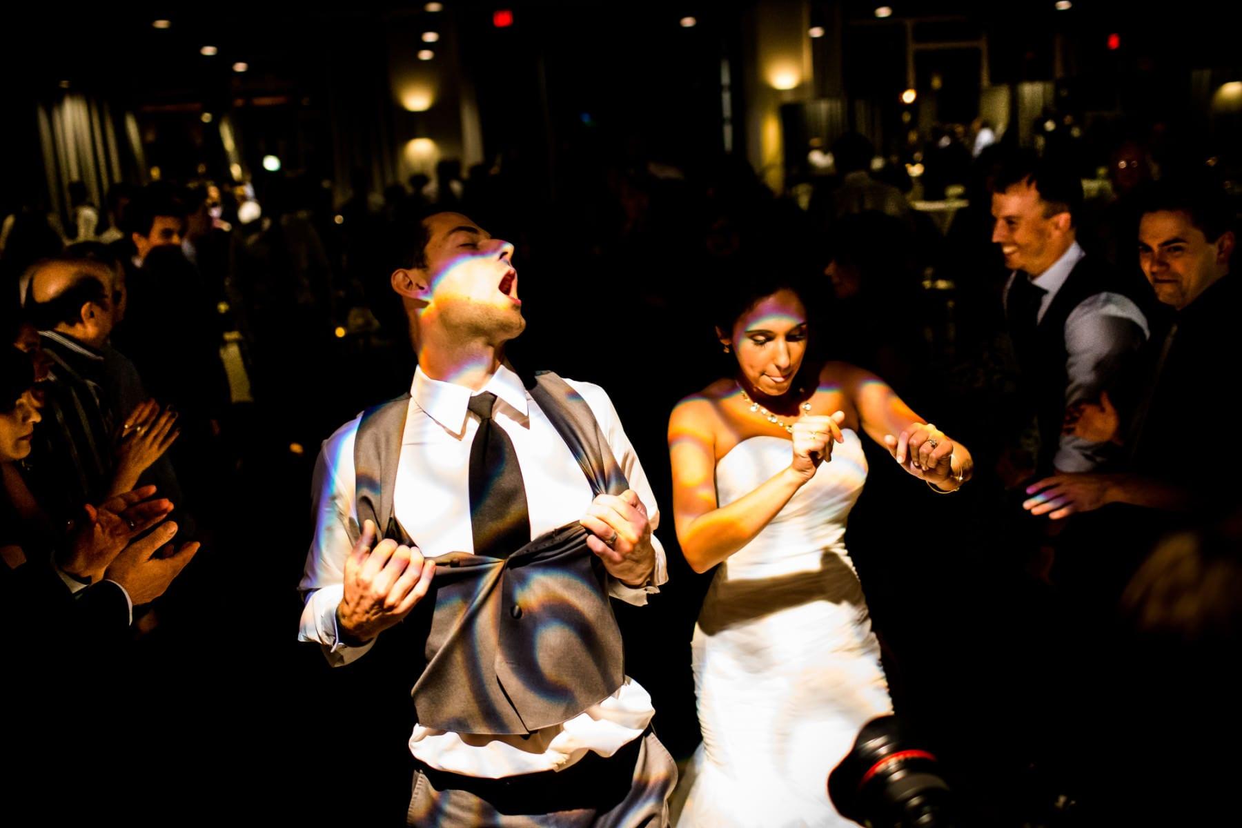 Exchange Ballroom Wedding Portland, Oregon. (2)