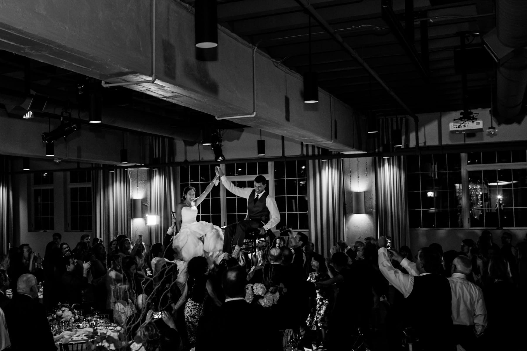 Exchange Ballroom Wedding Portland, Oregon. (7)