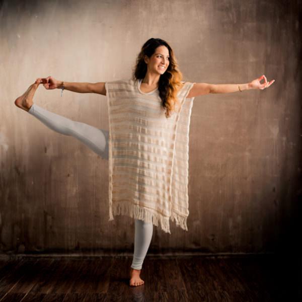Lifestyle Branding headshot portraits of yoga athlete, Rosie Acosta