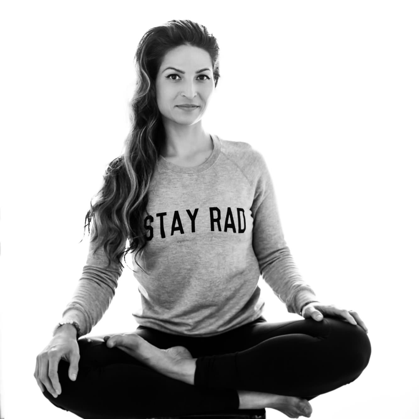 Rosie Acosta - lifestyle branding headshots