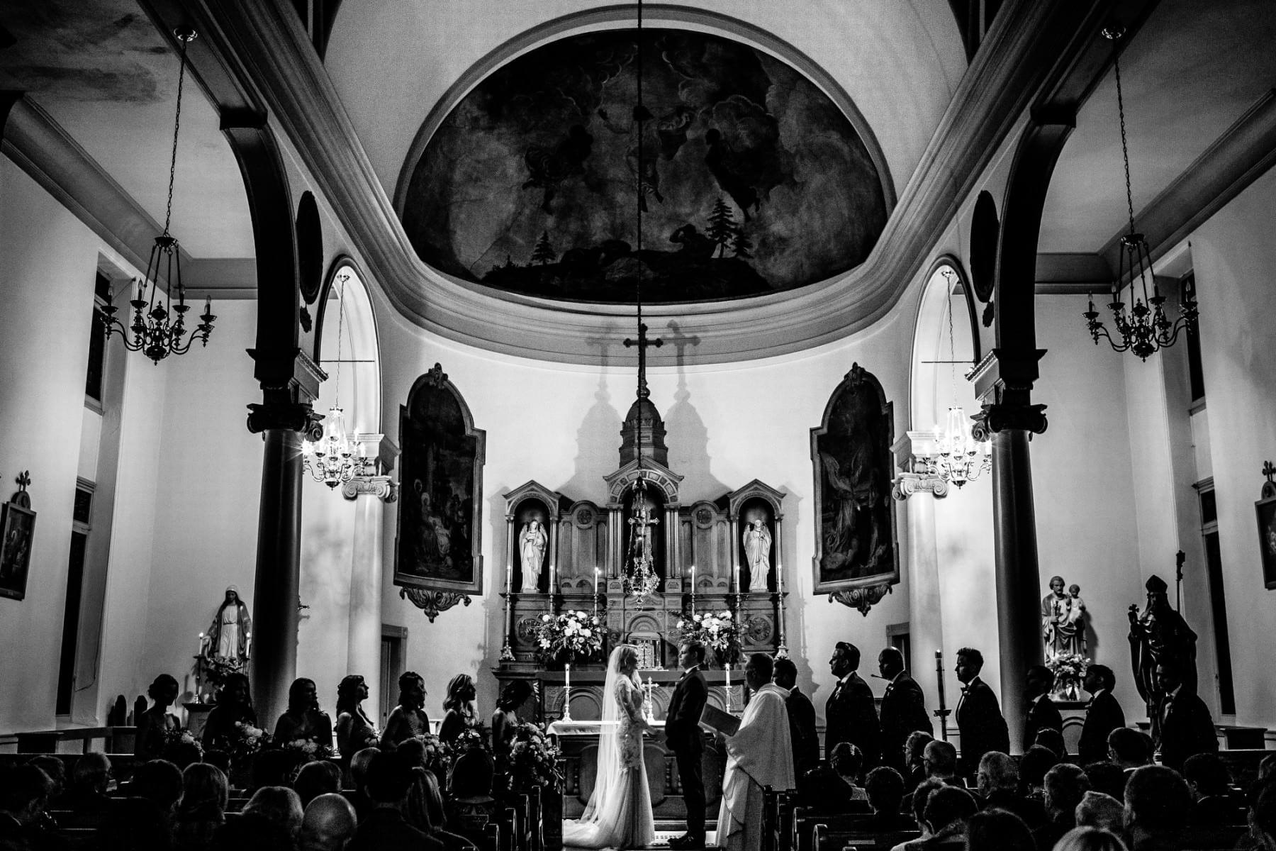 Blue Hour Wedding in Portland, Oregon (18)
