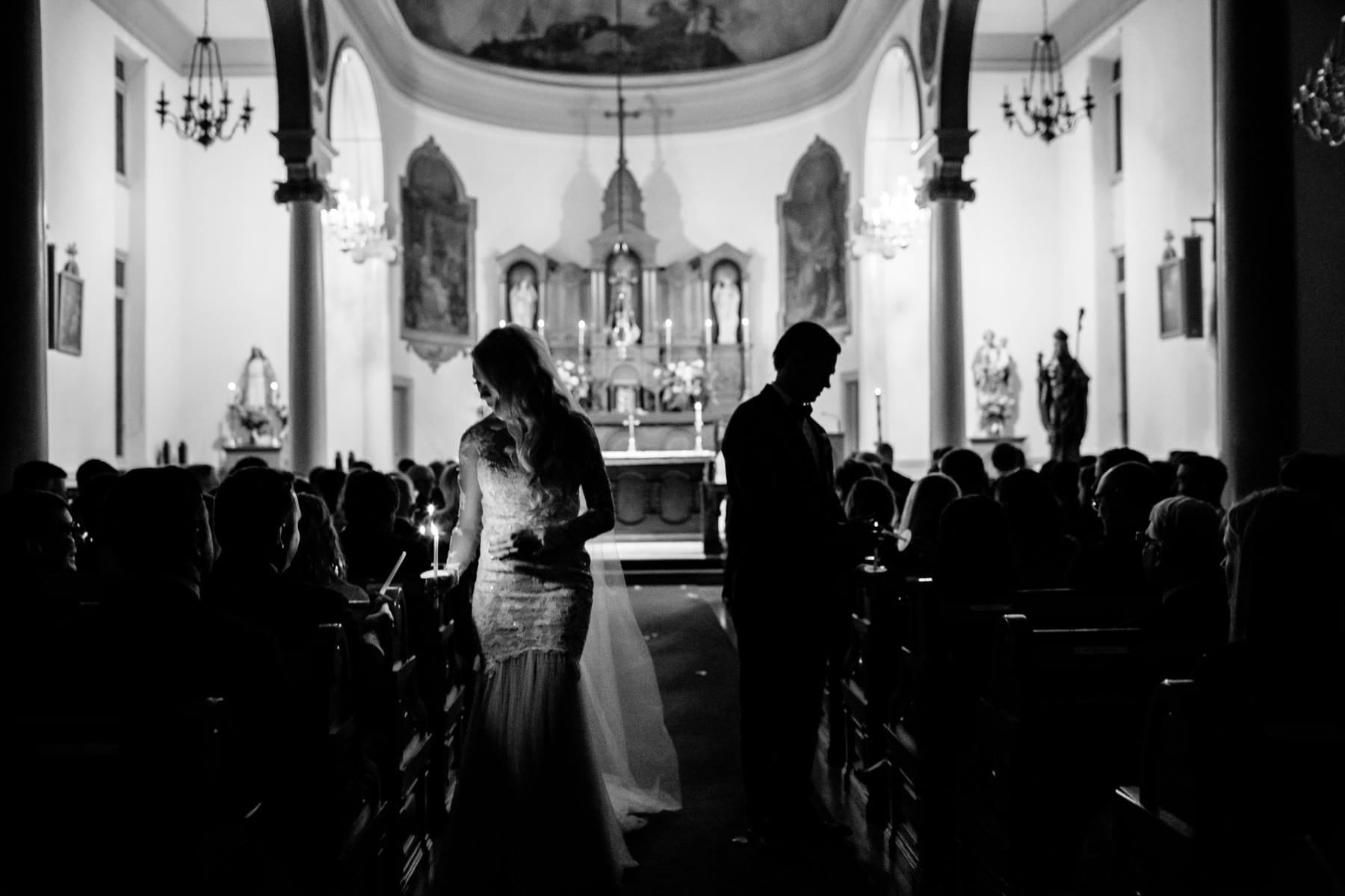 Blue Hour Wedding in Portland, Oregon (16)