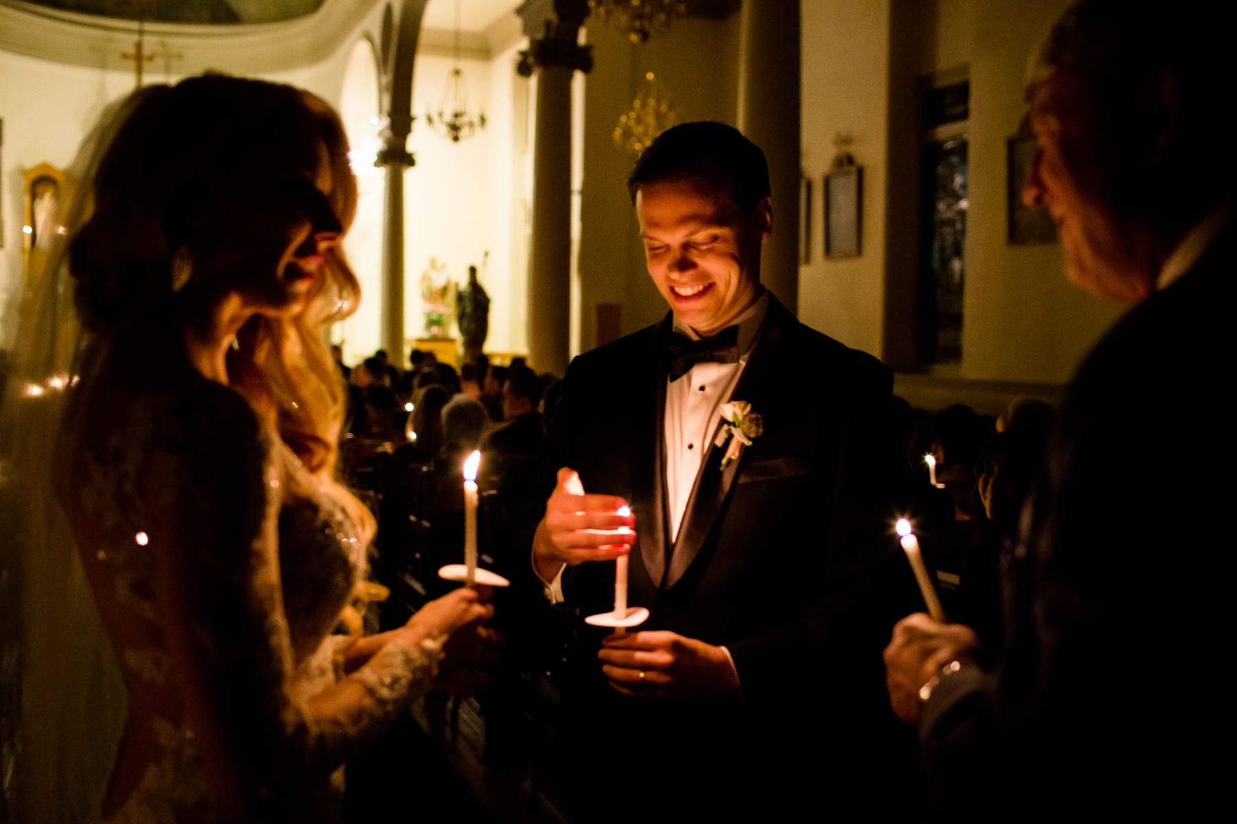 Blue Hour Wedding in Portland, Oregon (15)