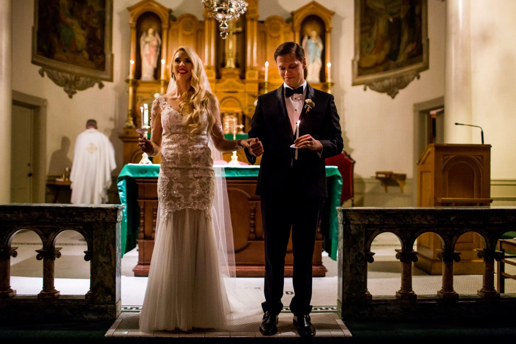 Blue Hour Wedding in Portland, Oregon (14)