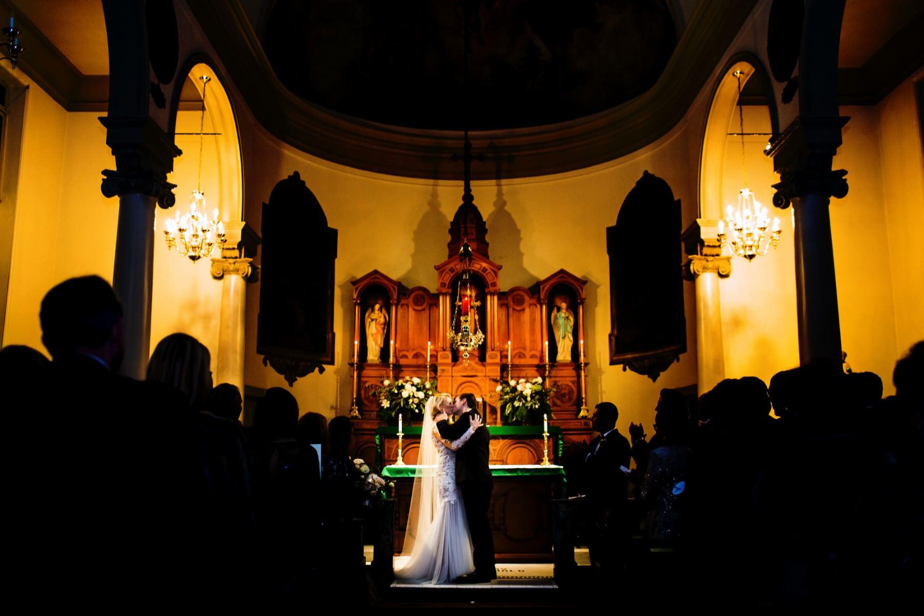 Blue Hour Wedding in Portland, Oregon (13)
