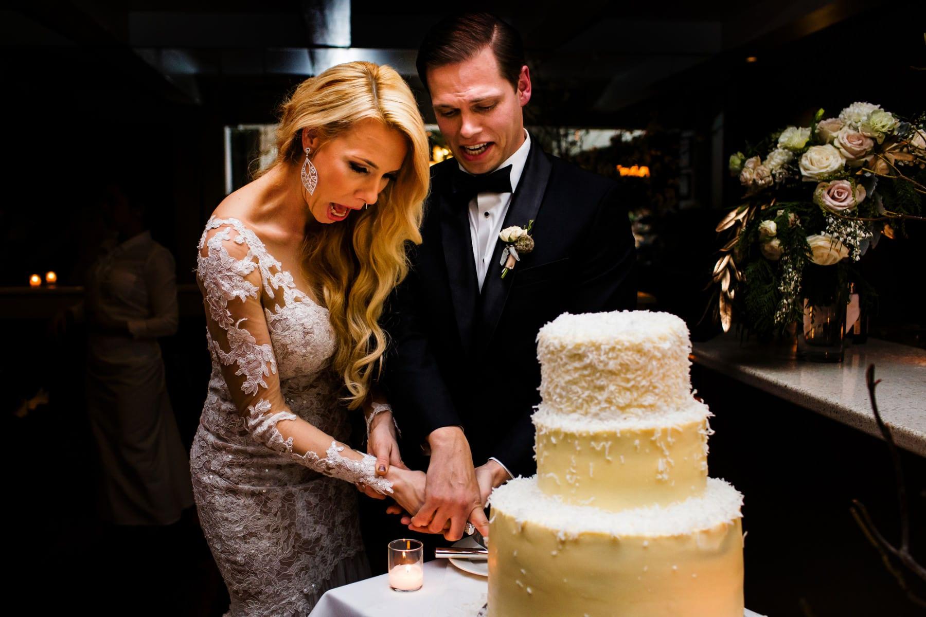 Blue Hour Wedding in Portland, Oregon (8)