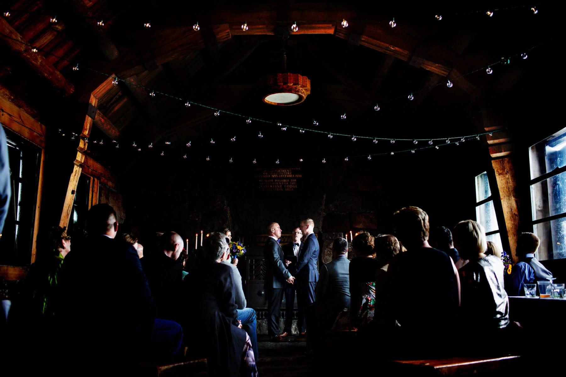 Silcox Hut Wedding at Timberline Lodge, Mt. Hood (32)
