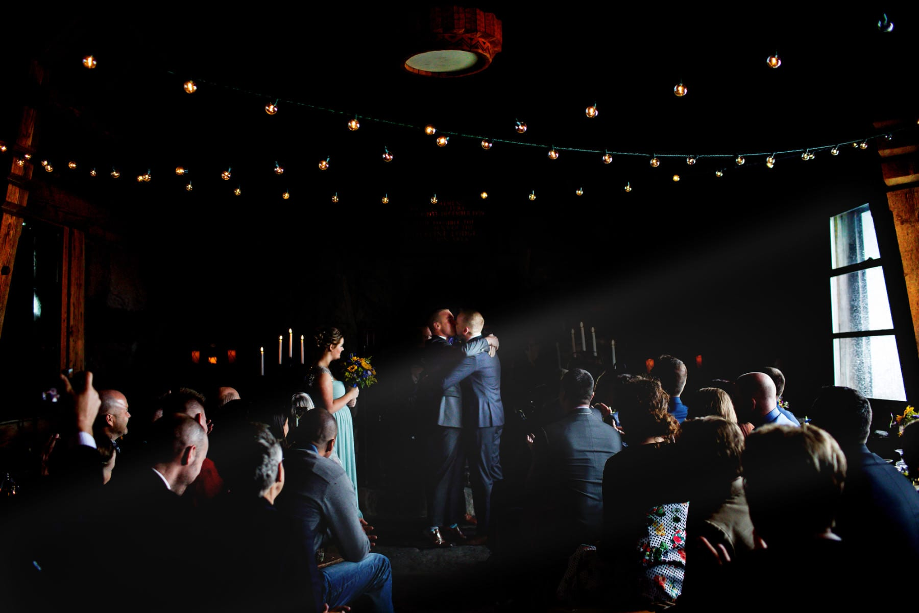 Silcox Hut Wedding at Timberline Lodge, Mt. Hood (27)