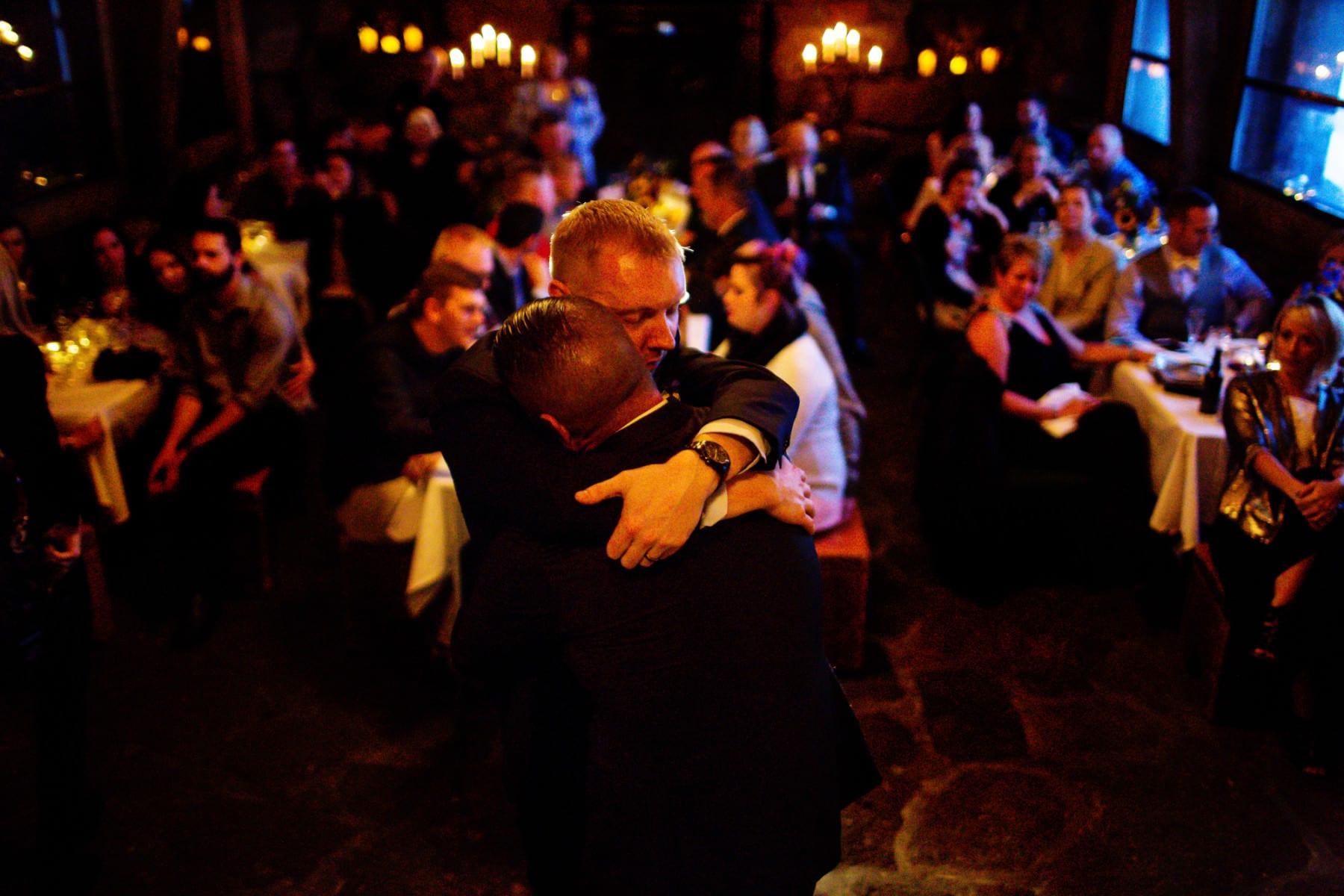 Silcox Hut Wedding at Timberline Lodge, Mt. Hood (12)