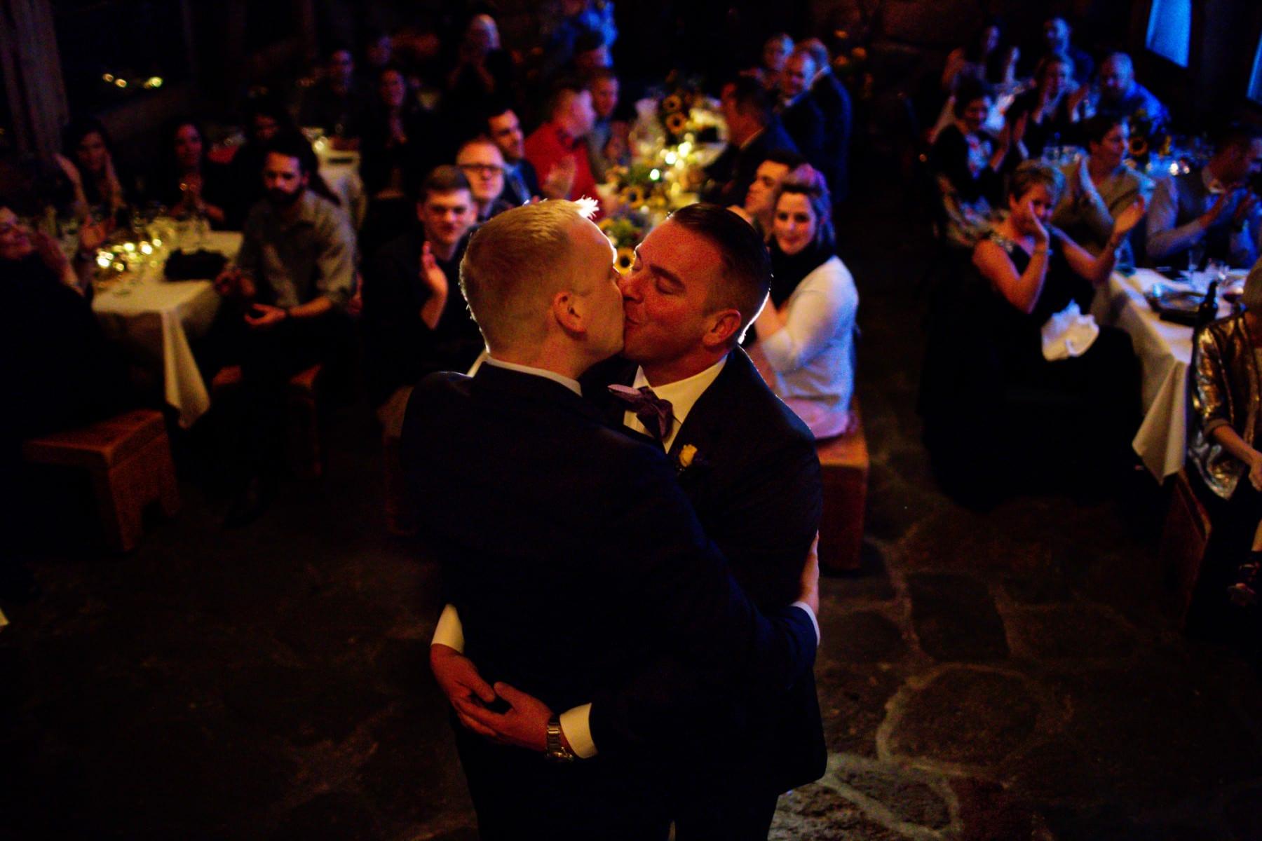 Silcox Hut Wedding at Timberline Lodge, Mt. Hood (11)