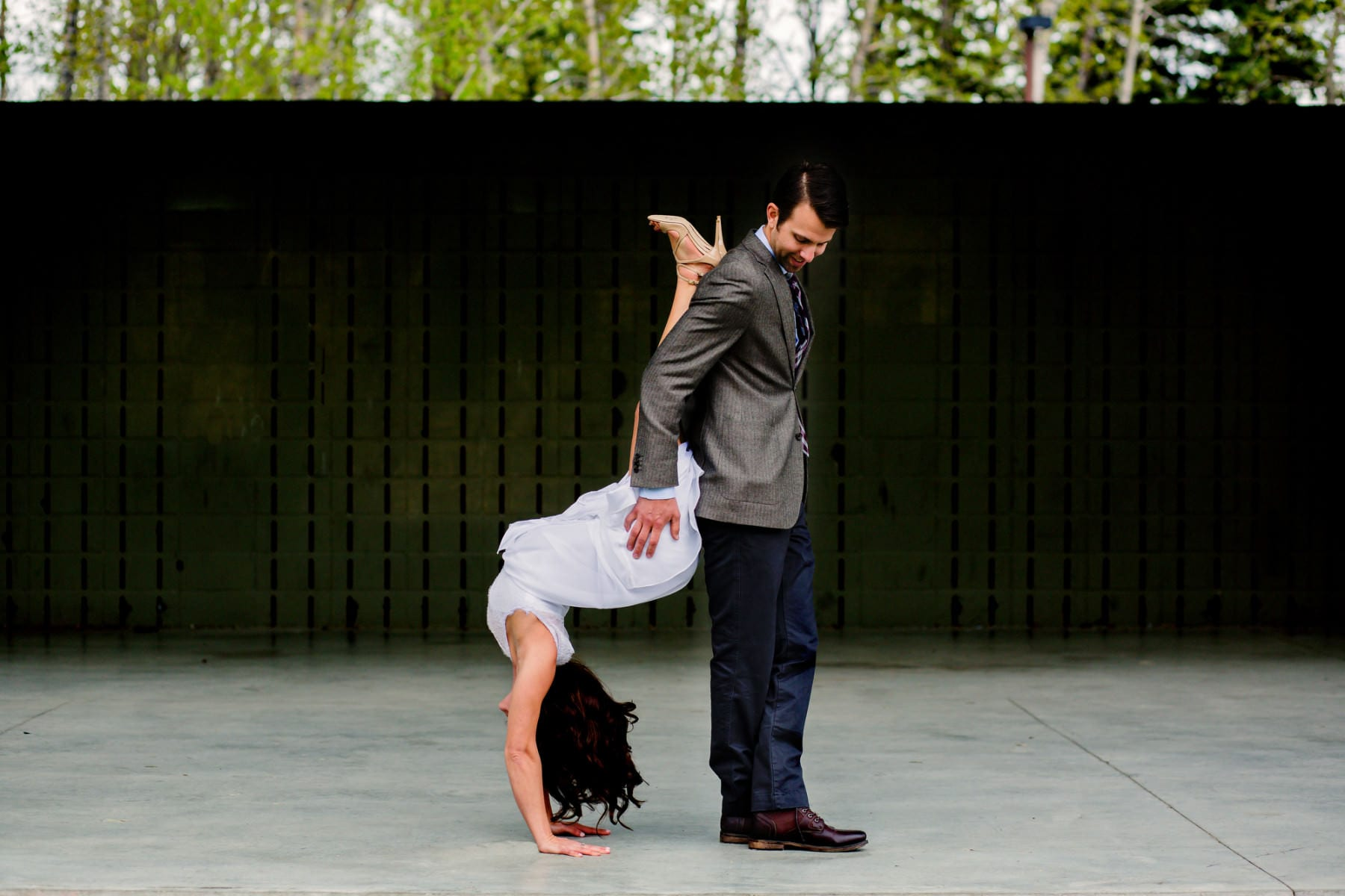 Mackenzie Miller Yoga wedding in Alberta, Canada (58)