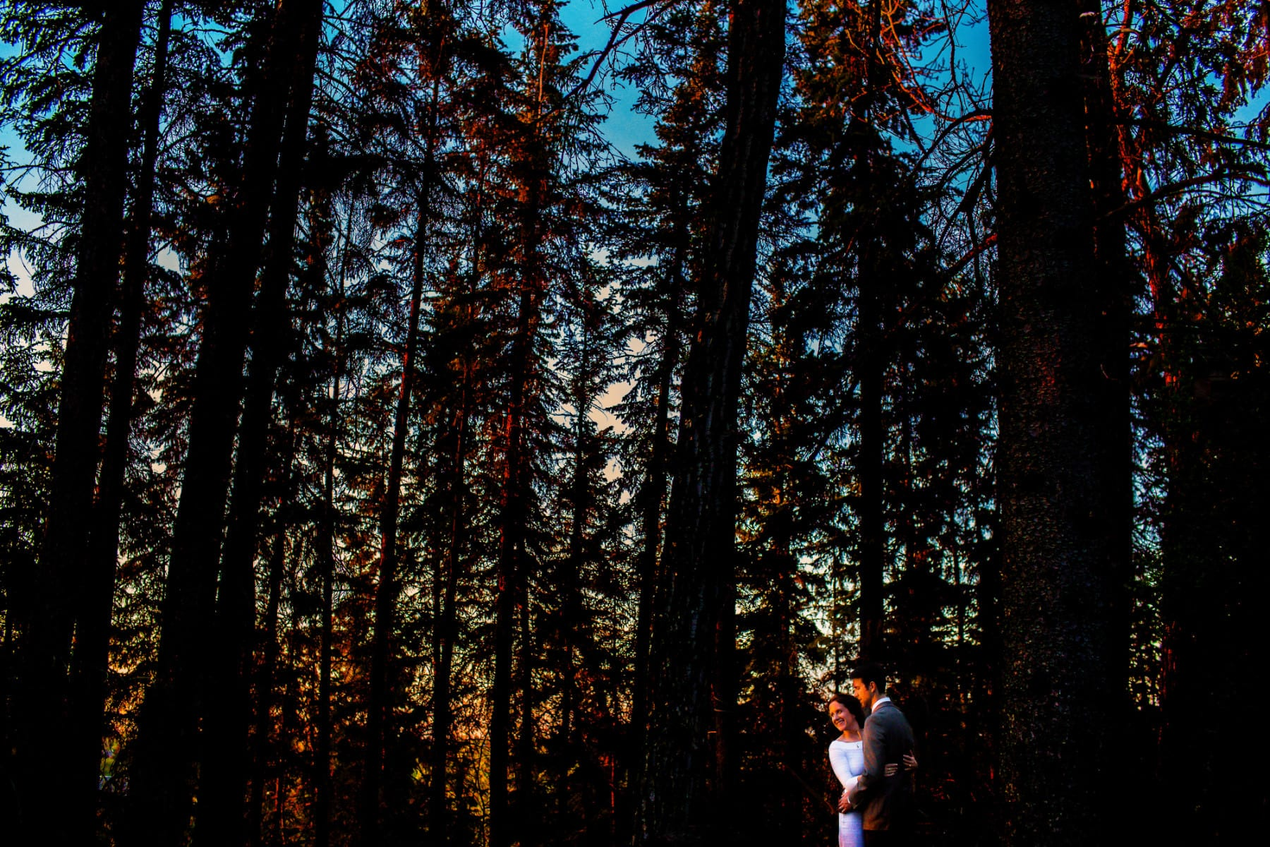 Mackenzie Miller Yoga wedding in Alberta, Canada (48)