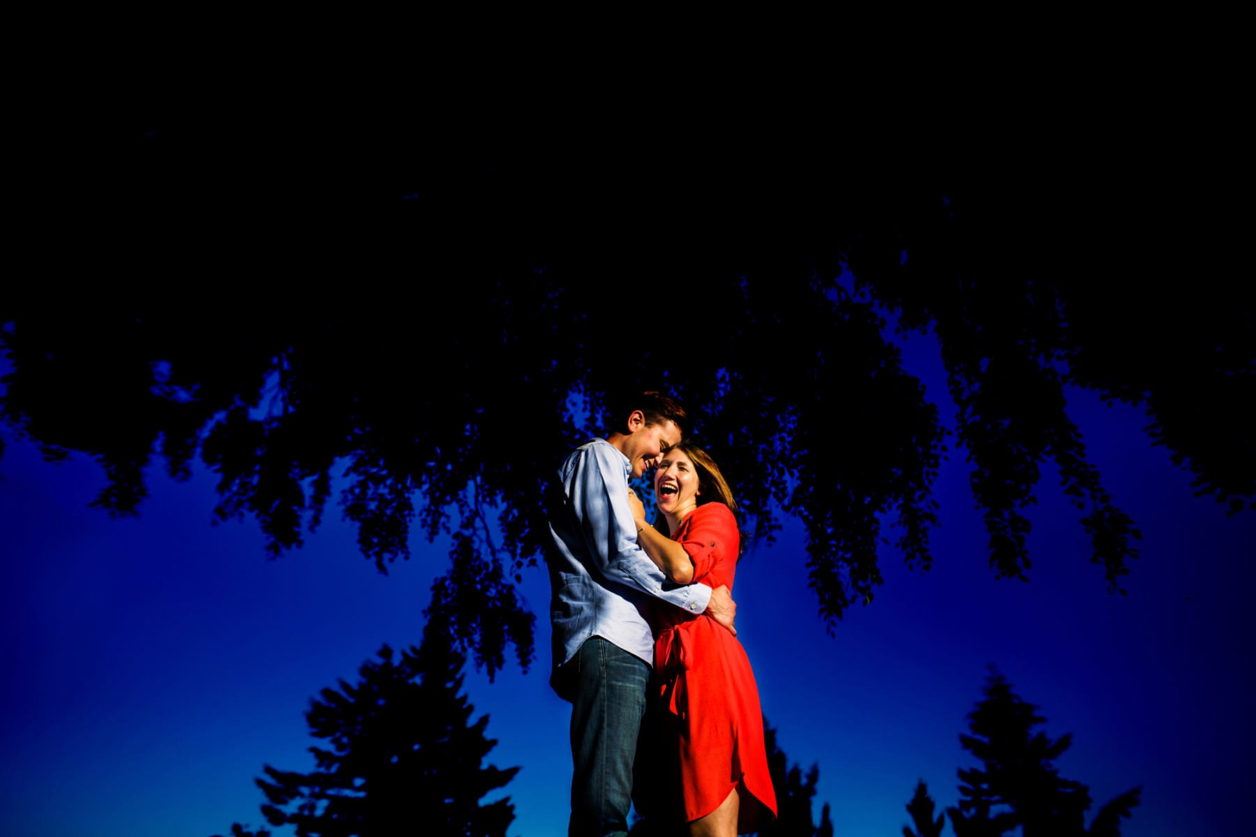 Pittock Mansion Engagement Photo Shoot by Stark Photography (6)