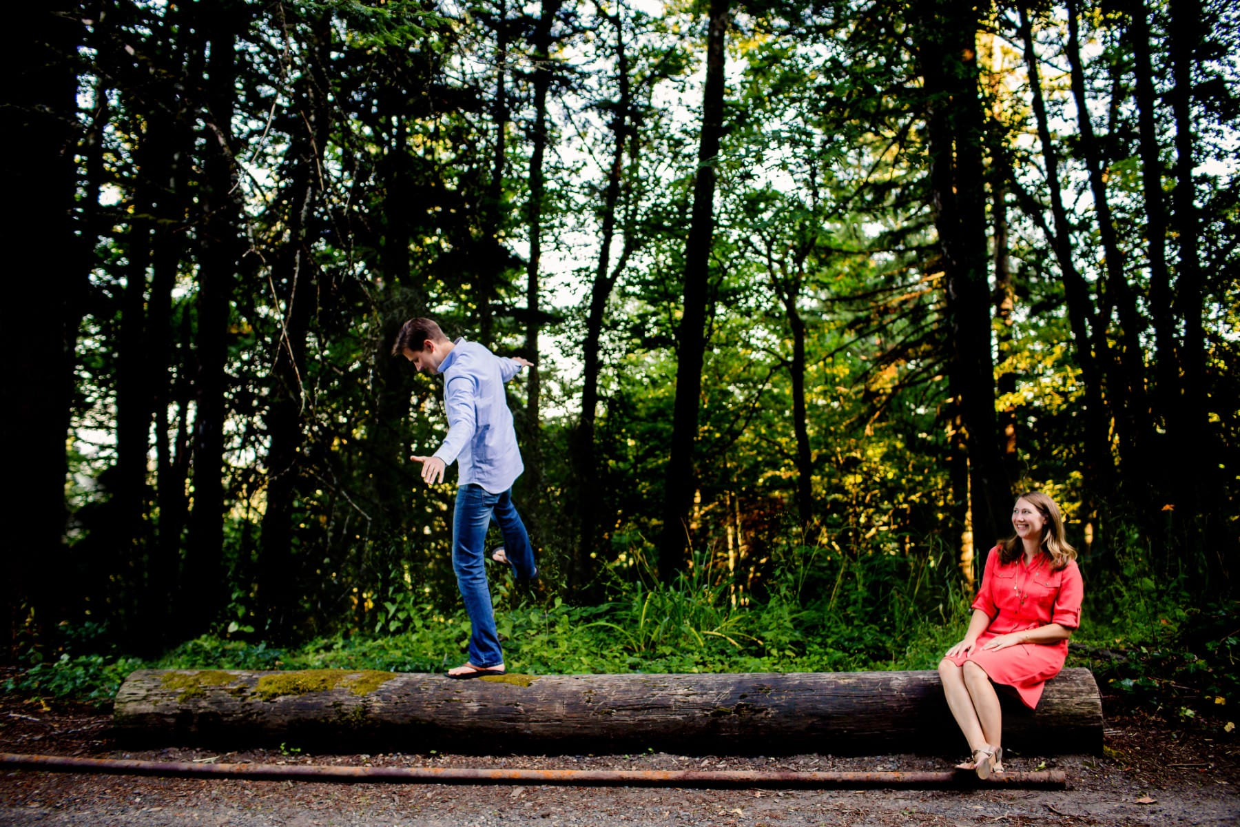 Pittock Mansion Engagement Photo Shoot by Stark Photography (4)