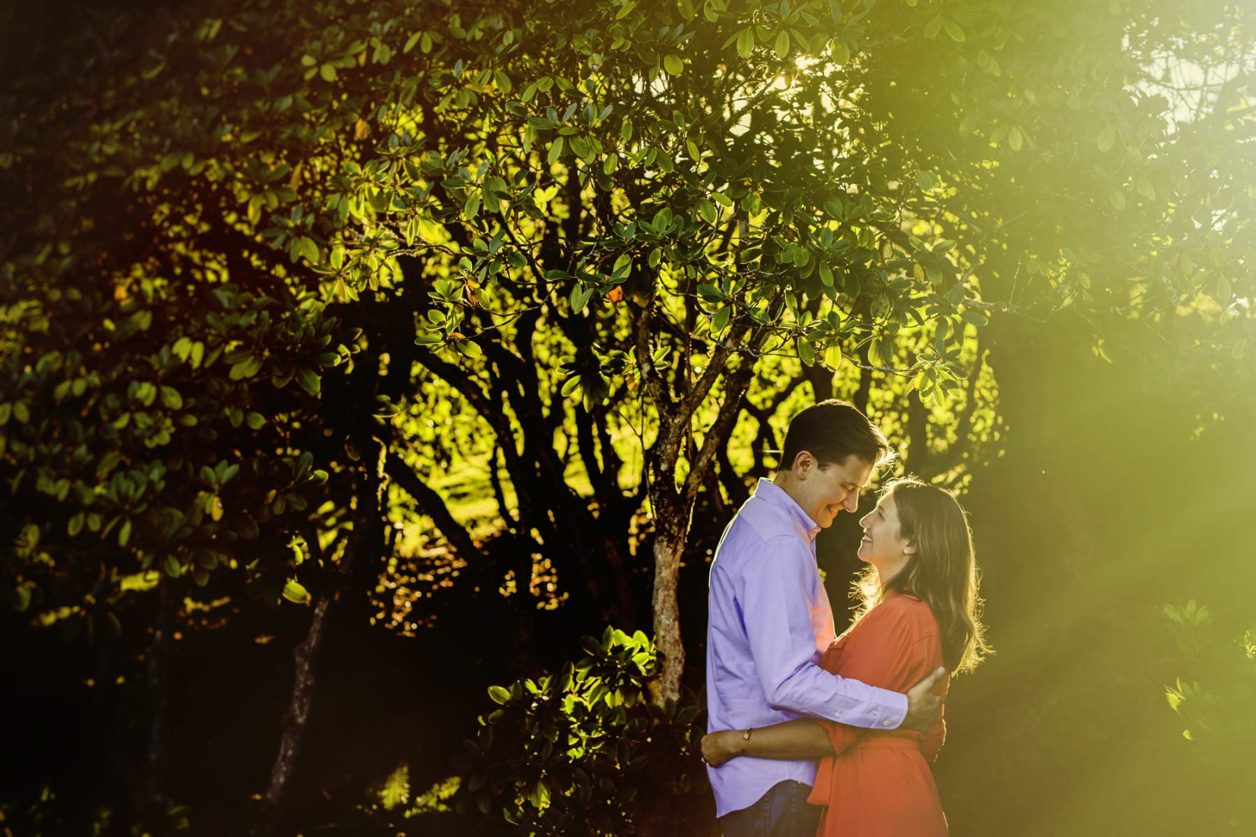 Pittock Mansion Engagement Photo Shoot by Stark Photography (1)