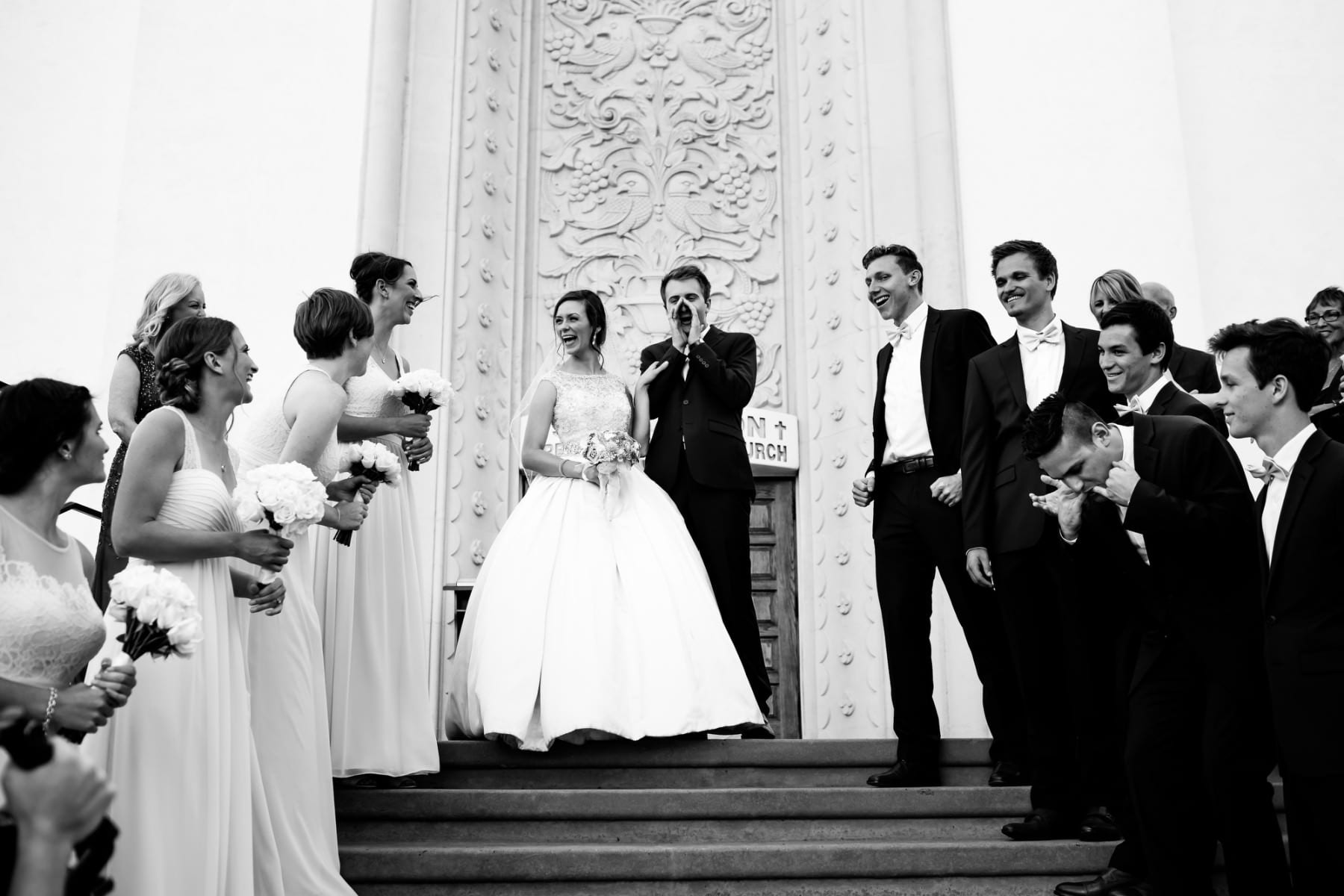 Wedding at the Lafayette Hotel in San Diego