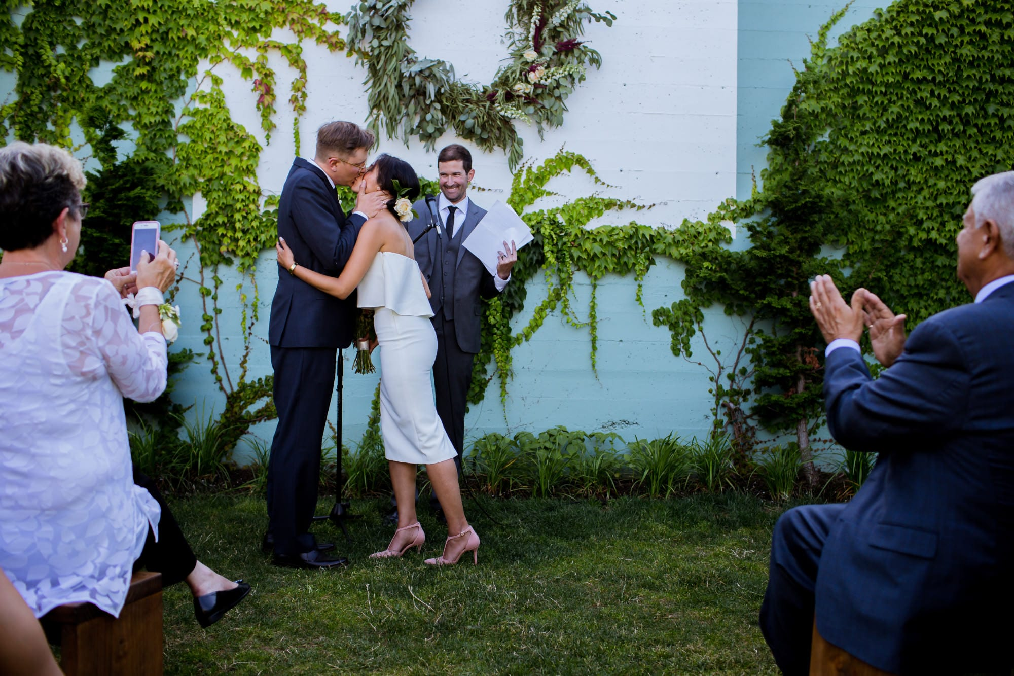 Han Oak Wedding, Portland, Oregon by Stark Photography (25)