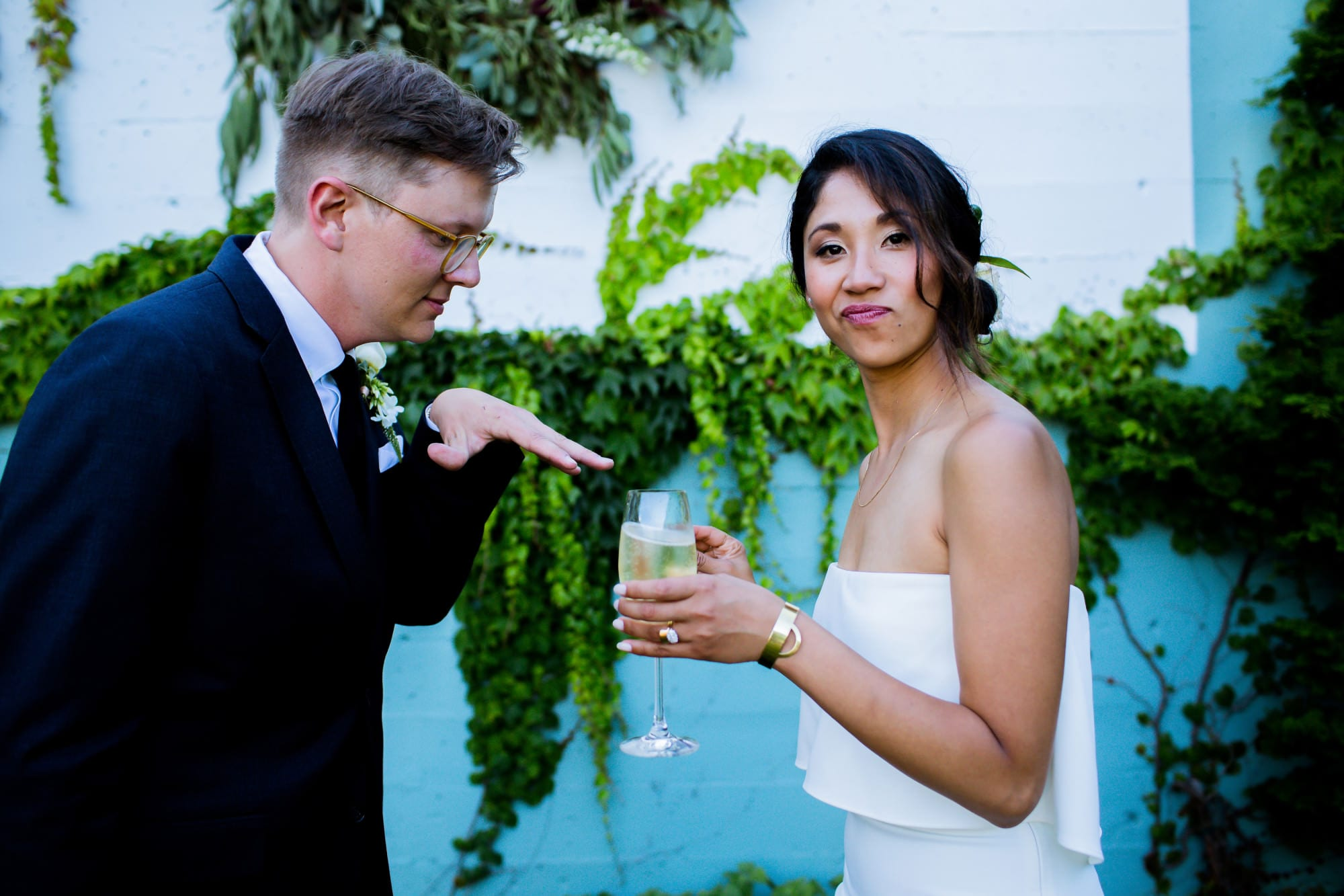 Han Oak Wedding, Portland, Oregon by Stark Photography (21)