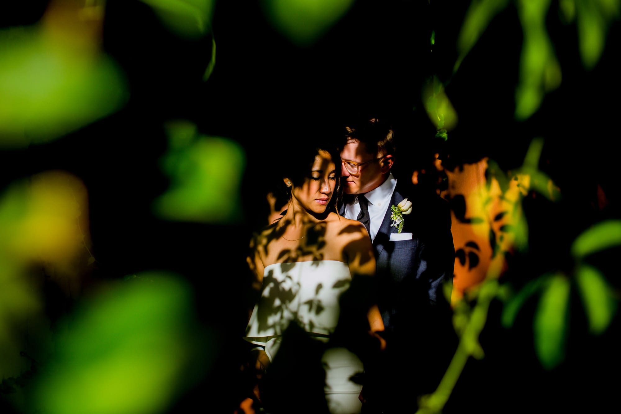 Han Oak Wedding, Portland, Oregon by Stark Photography (20)