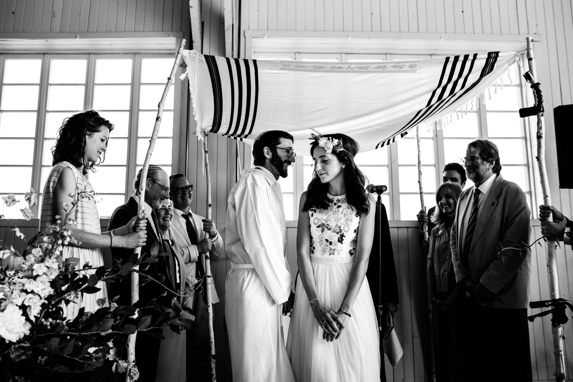Boaz Frankel Brooke Barker Jewish Wedding Pearson Air Museum 010