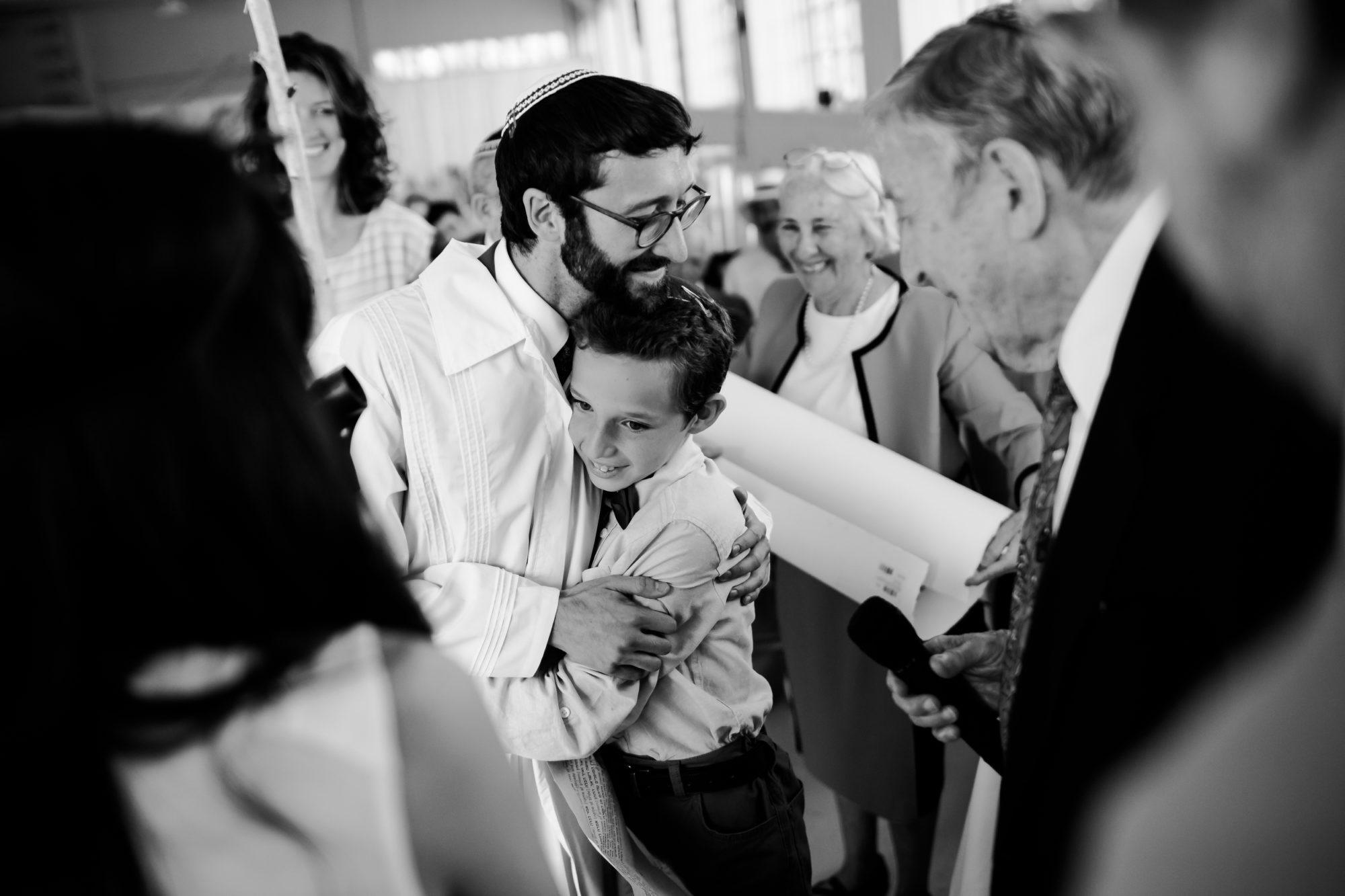 Boaz Frankel Brooke Barker Jewish Wedding Pearson Air Museum 014